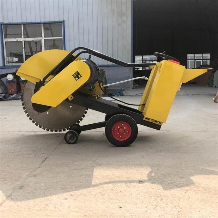 潤沃 內燃動力路面切縫機 汽油式馬路切割機 手推式地面切割機 馬路切割機
