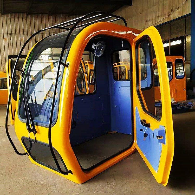 潤沃 吊車駕駛室 簡易型駕駛室  高空作業車操作室 打草機駕駛室