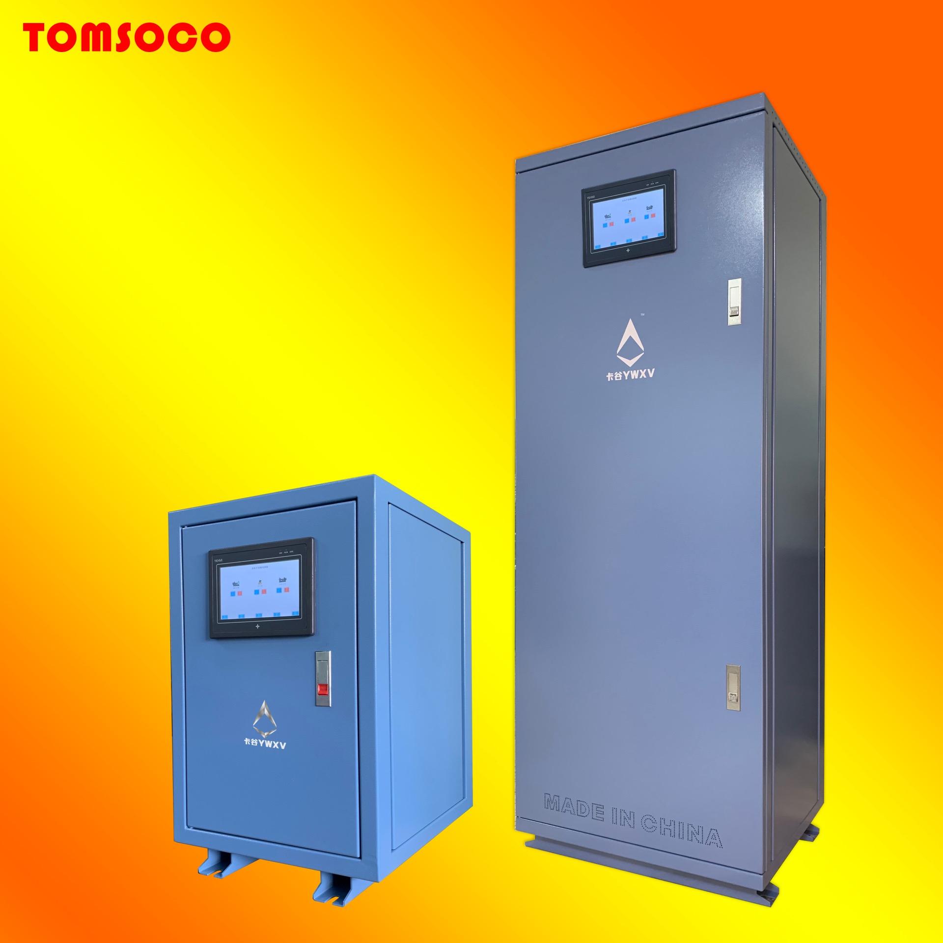 卡谷110KW空壓機熱能利用 空壓機余熱回收系統 空壓機余熱回收利用方案質量保證 一款不用電的熱水器  空壓機熱回收設備