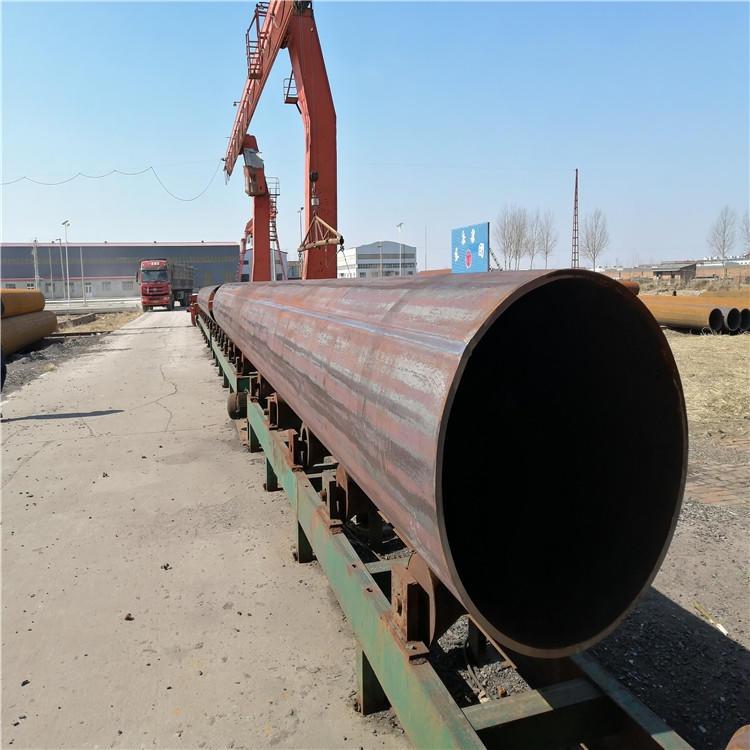 直縫鋼管 大口徑厚壁直縫鋼管 直縫鋼管廠家 鹽山東岳新能源科技有限公司