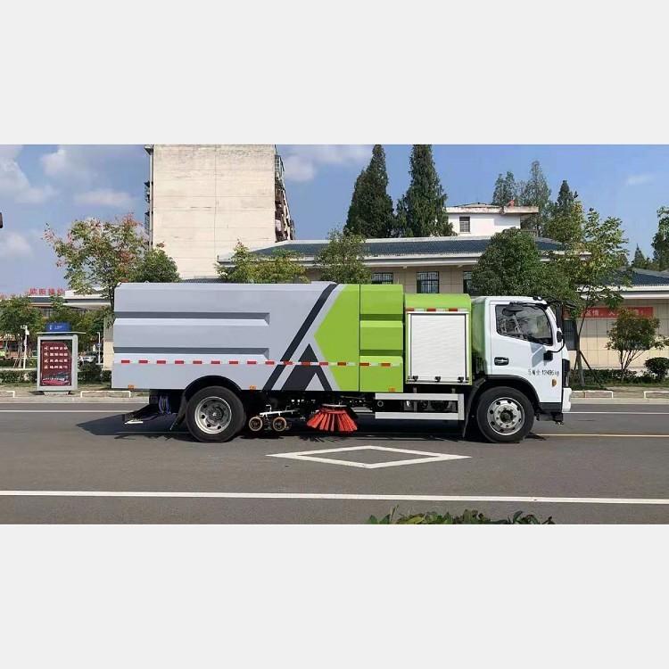 环卫清扫车清扫栅栏聊城大型清扫车实力供应商示例图1
