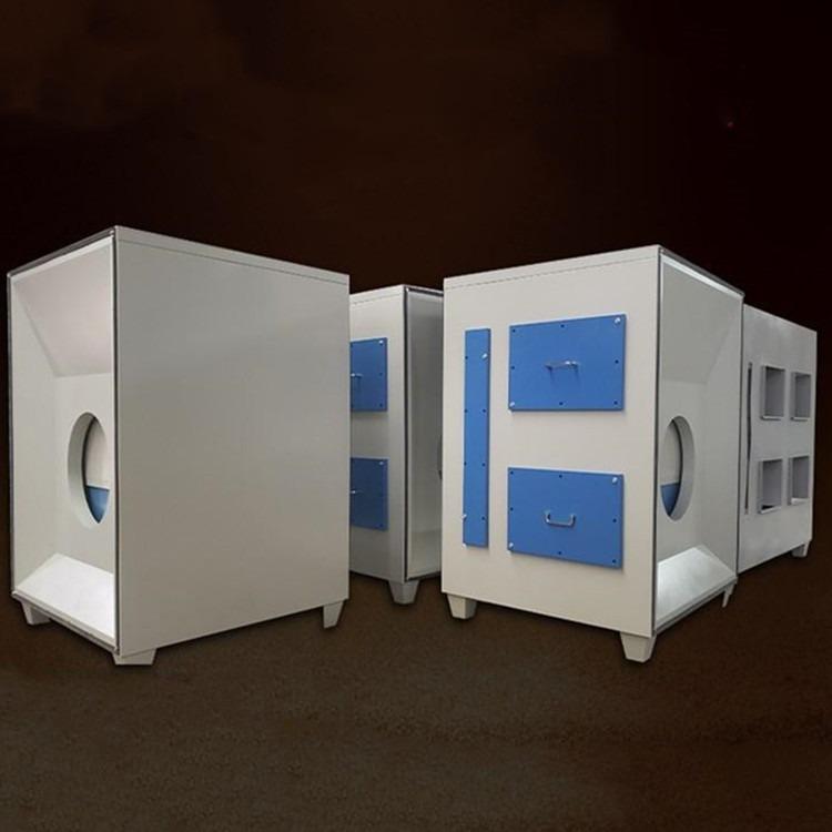 尚譽環保 活性炭廢氣吸附箱 干式環保設備 PP活性炭凈化設備 現貨