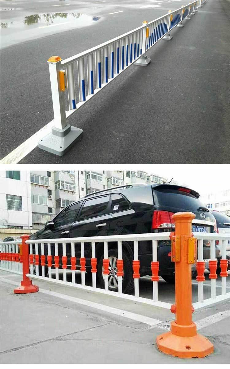 朔州 锌钢护栏 道路安全护栏 隔离栏杆 现货直供示例图7