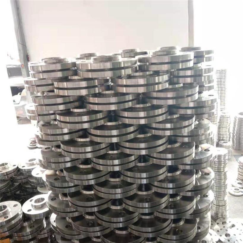 新標法蘭 法蘭實體廠家 各種不銹鋼材質法蘭 駿坤管道實地工廠歡迎來電咨詢